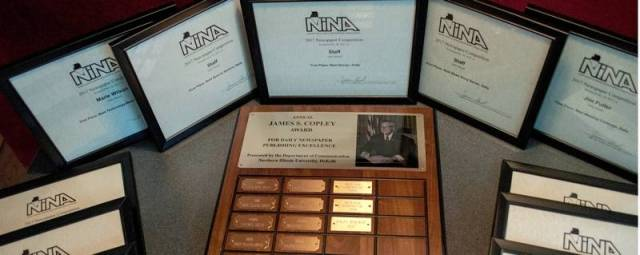 Daily Herald NINA Award