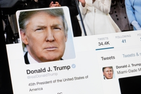 Trump Tweets Depositphotos